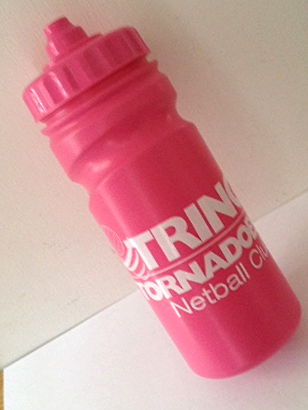 Tring Tornadoes Netball Water Bottle